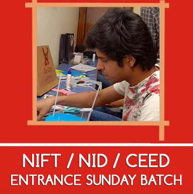weekend batch nift