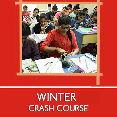 winter crash course nid nift ceed