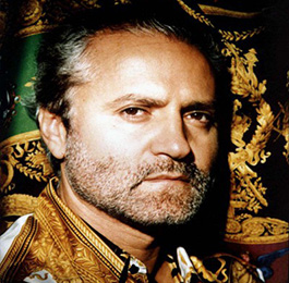 GIANNI VERSACE FASHION DESIGNER
