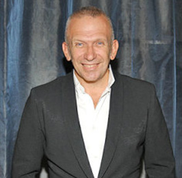 JEAN PAUL GAULTIER FASHION DESIGNER
