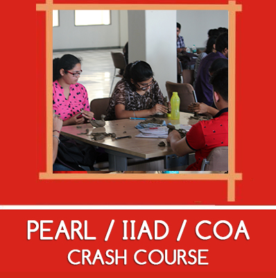crash course for pearl