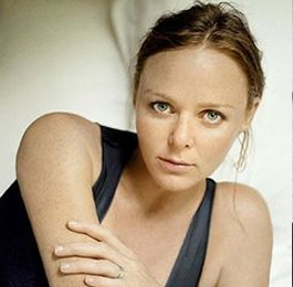 STELLA MCCARTNEY FASHION DESIGNER