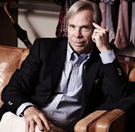 THOMAS JACOB HILFIGER FASHION DESIGNER