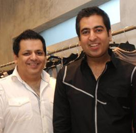 ROHIT GANDHI AND RAHUL KHANNA FASHION DESIGNER
