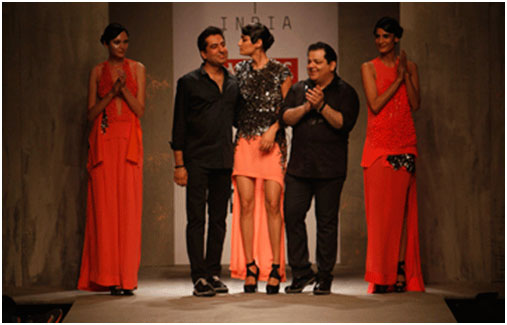 Rohit BalRohit Gandhi and Rahul Khanna fashion designers