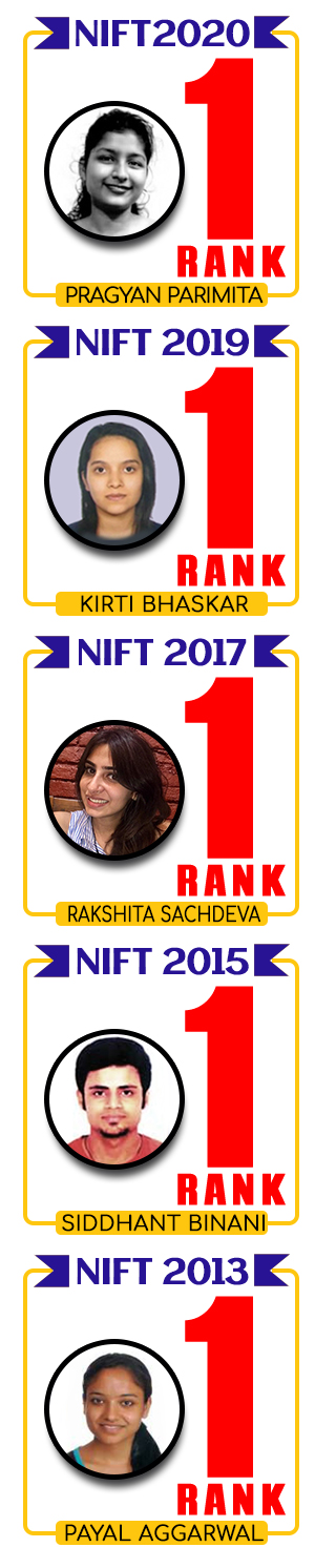 top rank in nift
