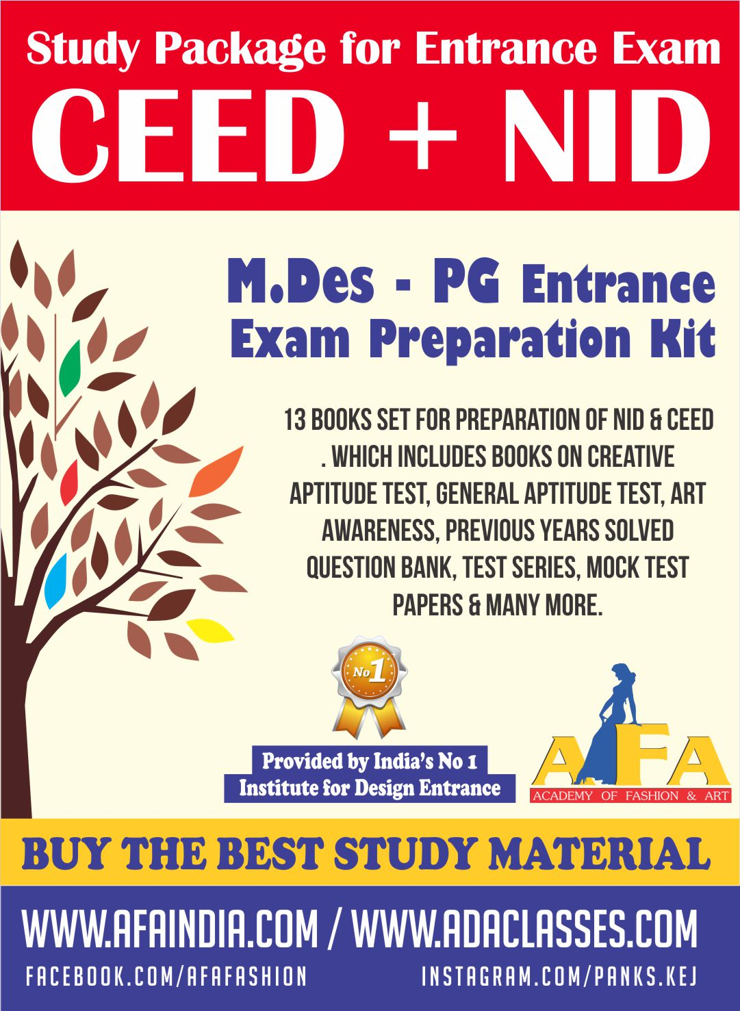 ceed nid study material