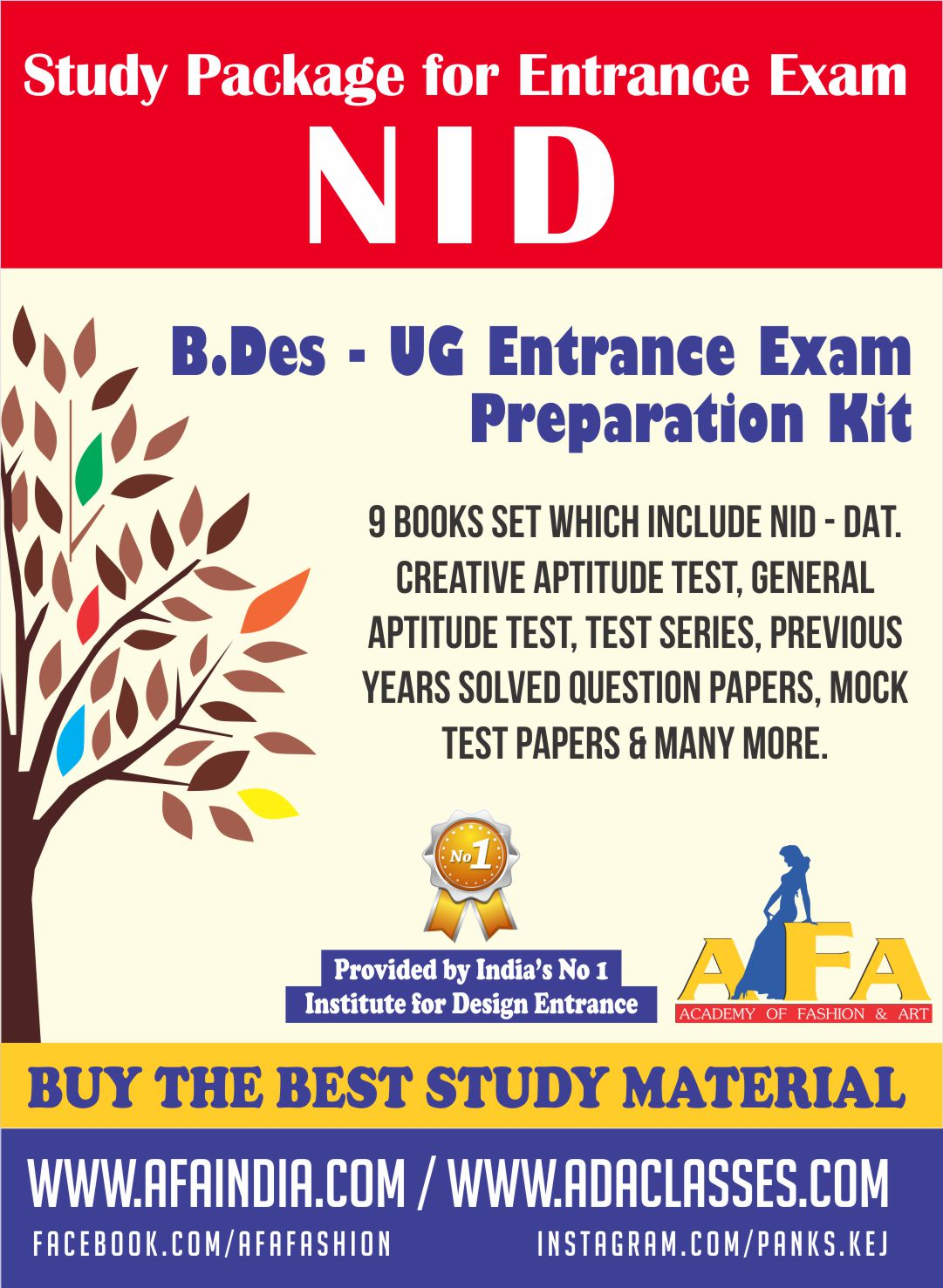 nid study material bdes