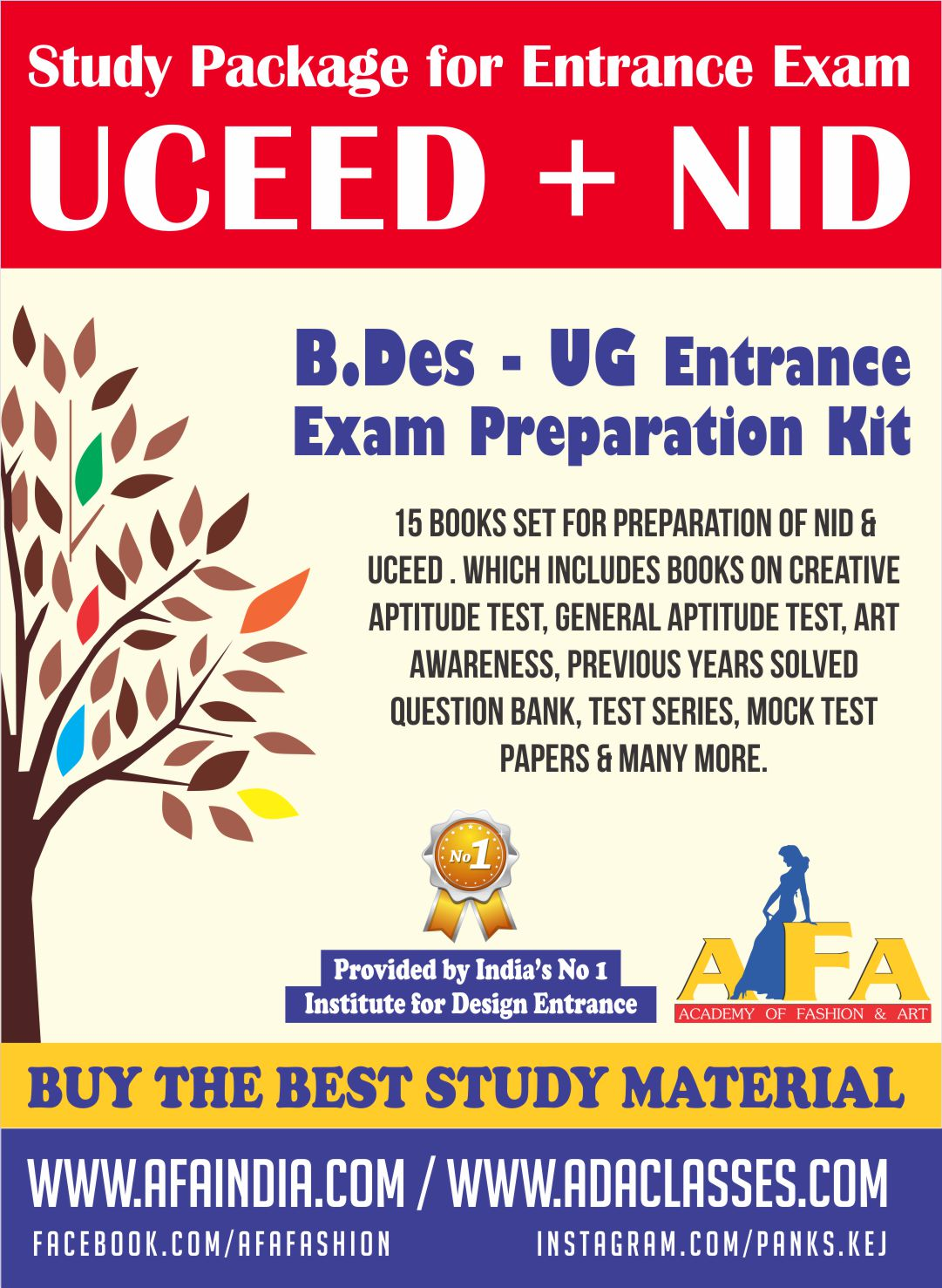 uceed nid books